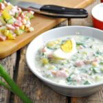 Okroshka: A Cool Soup for Hot Summers