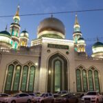 Central Asian Evening in Moscow