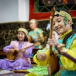 The Dombyra: The Kazakh's Musical Soul